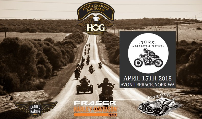 York Motorcycle Festival Ride